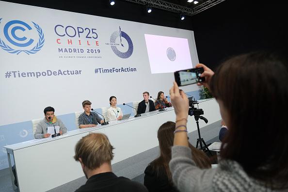 Madrid「UNFCCC COP25 Climate Conference Begins In Madrid」:写真・画像(1)[壁紙.com]