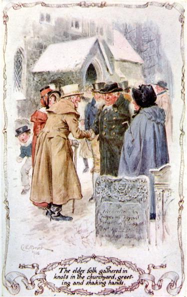 Culture Club「The Keeping of Christmas at Bracebridge Hall」:写真・画像(11)[壁紙.com]