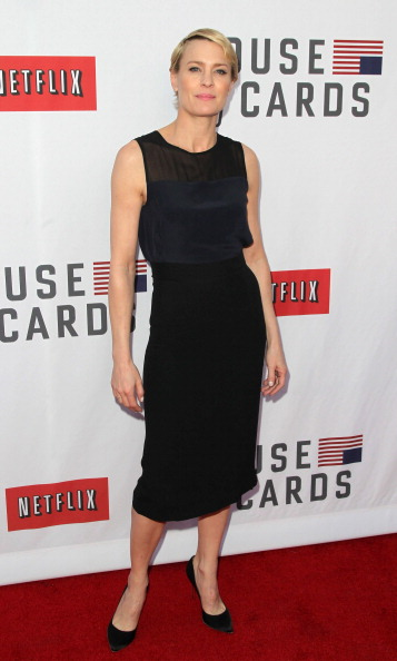 """Black Shoe「Netflix's """"House Of Cards"""" For Your Consideration Q&A Event - Arrivals」:写真・画像(8)[壁紙.com]"""