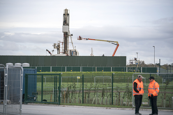 Shale「Exploration Continues At The Preston New Road Fracking Site」:写真・画像(1)[壁紙.com]