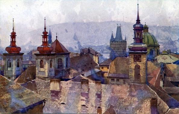 City Life「Old Town (Staré Mesto), Prague」:写真・画像(11)[壁紙.com]
