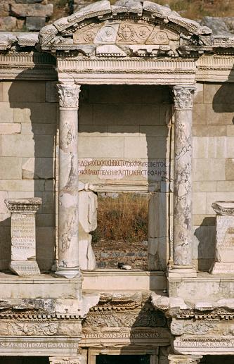 Archaeology「Ancient city of Ephesus」:スマホ壁紙(8)
