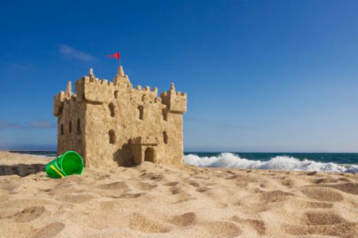 Pacific Ocean「Kids beach」:スマホ壁紙(16)