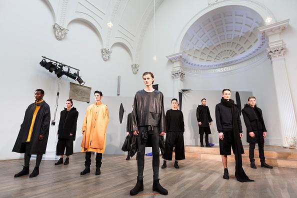Tristan Fewings「BERTHOLD - Presentation - London Collections Men AW16」:写真・画像(10)[壁紙.com]