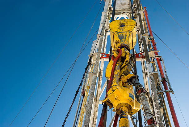 Drilling Rig Close up:スマホ壁紙(壁紙.com)