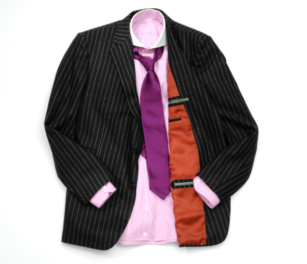 Blazer - Jacket「Blazer, shirt and tie」:スマホ壁紙(13)