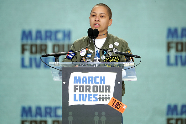 High School Student「Hundreds Of Thousands Attend March For Our Lives In Washington DC」:写真・画像(7)[壁紙.com]