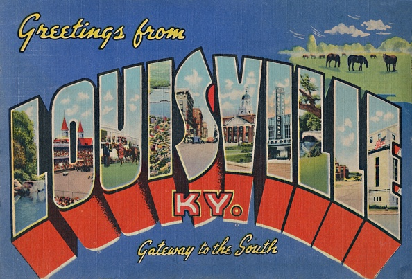 Greeting「Greetings From Louisville Ky - Gateway To The South」:写真・画像(14)[壁紙.com]