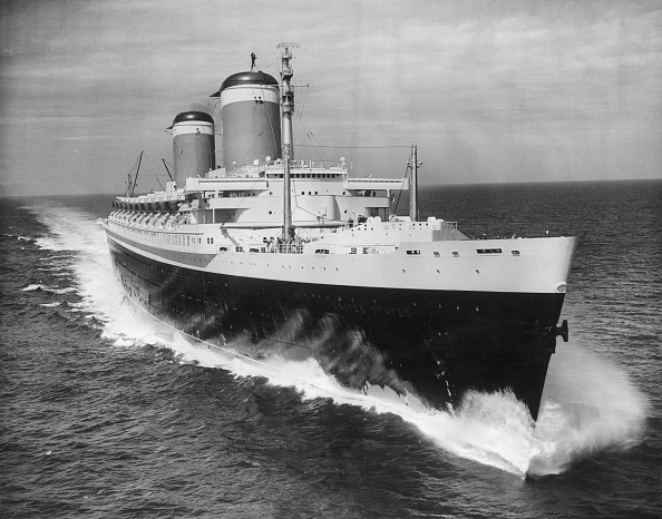 Ship「SS United States」:写真・画像(1)[壁紙.com]