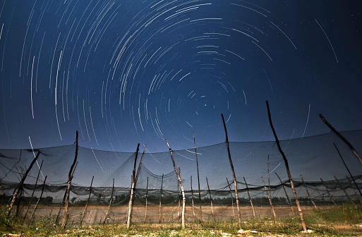 星空「Hanshan,Anhui,China」:スマホ壁紙(16)