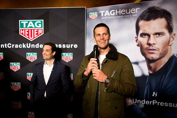ニューイングランド・ペイトリオッツ「A Triumphant Celebration With Living Legend, Tom Brady」:写真・画像(3)[壁紙.com]