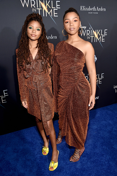 A Wrinkle in Time「World Premiere of Disney's 'A Wrinkle In Time'」:写真・画像(15)[壁紙.com]