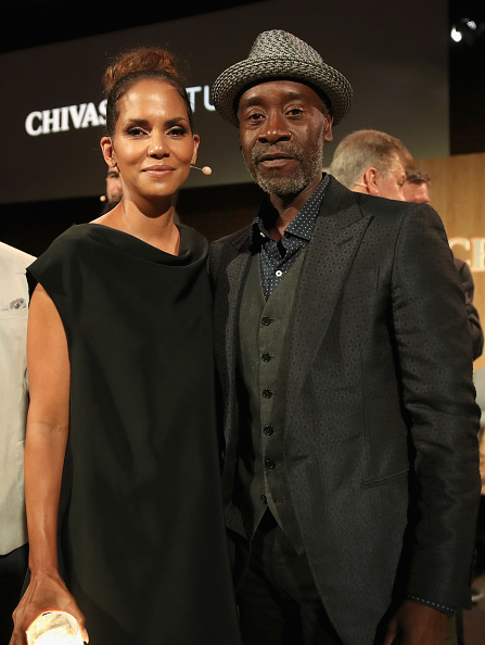 Don Cheadle「Halle Berry And Josh Gad Announce Winners Of The Chivas Venture $1m Global Startup Competition」:写真・画像(4)[壁紙.com]