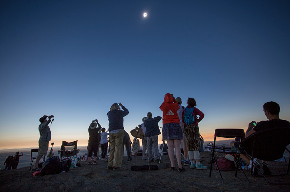 Eclipse「Solar Eclipse Visible Across Swath Of U.S.」:写真・画像(13)[壁紙.com]