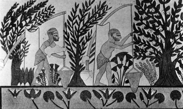Ancient「Irrigation Methods」:写真・画像(0)[壁紙.com]