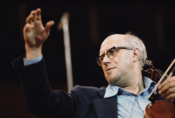 Classical Musician「Mstislav Rostropovich」:写真・画像(6)[壁紙.com]