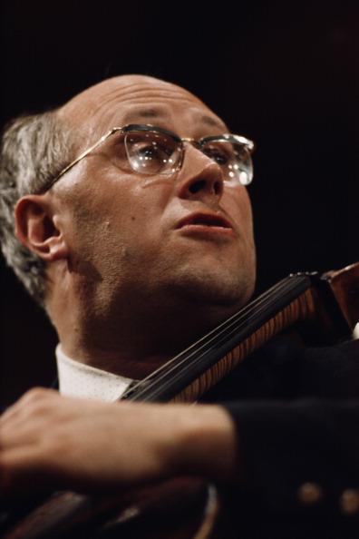 Classical Musician「Mstislav Rostropovich」:写真・画像(16)[壁紙.com]