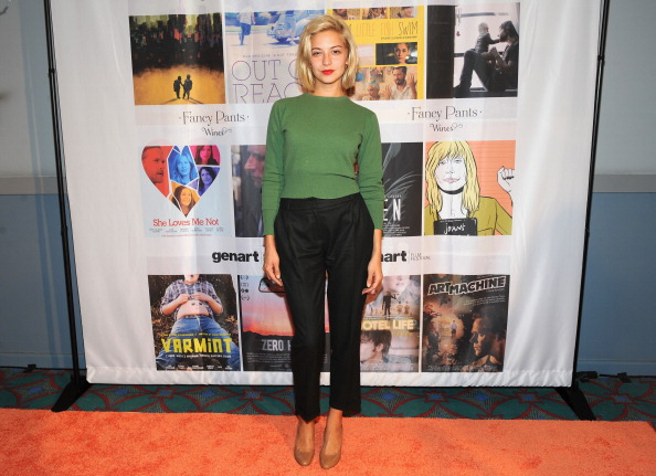 Annabelle Dexter Jones「18th Annual Genart Film Festival Opening Night - And After All, Out of Reach, & Emoticon」:写真・画像(7)[壁紙.com]