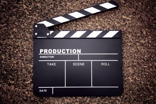 Director「clapper board」:スマホ壁紙(2)