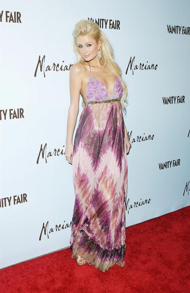 Long Dress「CA : Marciano Launch Party」:写真・画像(4)[壁紙.com]