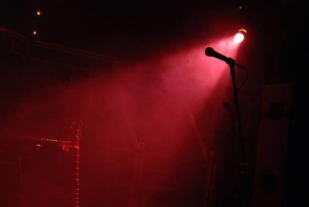 Live concert night stage with light:スマホ壁紙(壁紙.com)