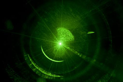 UFO「Laser Orbs」:スマホ壁紙(11)