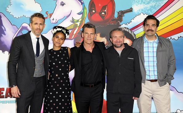 Zazie Beetz「'Deadpool 2' - Photocall」:写真・画像(9)[壁紙.com]