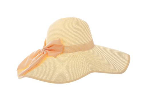 帽子「夏の帽子」:スマホ壁紙(8)