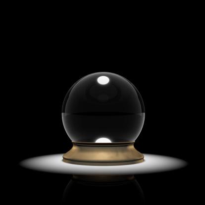 Anticipation「Crystal ball in a spotlight」:スマホ壁紙(18)