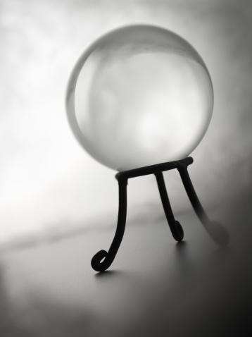 恋愛運「crystal ball」:スマホ壁紙(12)
