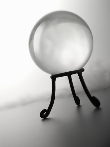 恋愛運「crystal ball」:スマホ壁紙(14)