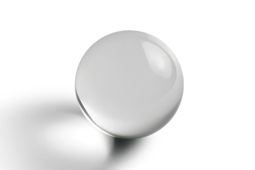 Transparent「Crystal Ball」:スマホ壁紙(7)