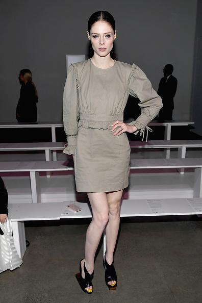 ニューヨークファッションウィーク「Rebecca Minkoff - Front Row - February 2019 - New York Fashion Week: The Shows」:写真・画像(8)[壁紙.com]