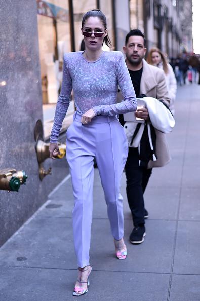 Steven Ferdman「Street Style - New York Fashion Week February 2019 - Day 3」:写真・画像(2)[壁紙.com]