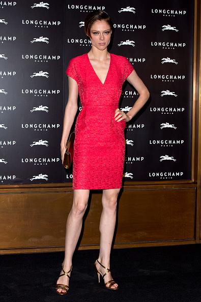 Gold Purse「Longchamp Regent Street Grand Opening Party - Arrivals」:写真・画像(11)[壁紙.com]