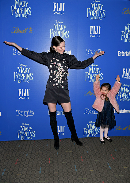 """Black Shoe「""""Mary Poppins Returns"""" New York Screening After Party」:写真・画像(5)[壁紙.com]"""
