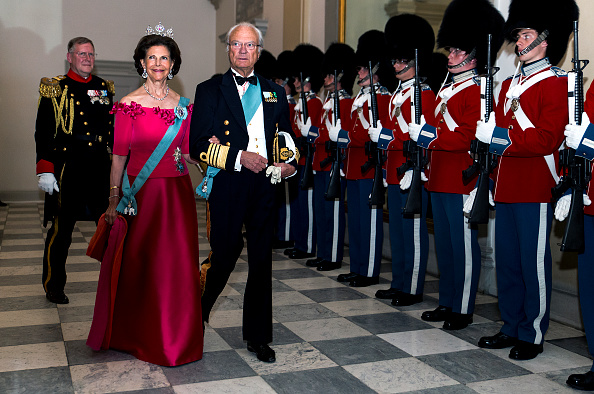King - Royal Person「Crown Prince Frederik of Denmark Holds Gala Banquet At Christiansborg Palace」:写真・画像(9)[壁紙.com]