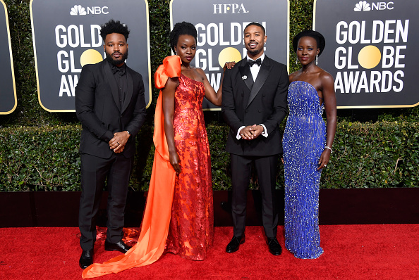 Black Color「76th Annual Golden Globe Awards - Arrivals」:写真・画像(19)[壁紙.com]