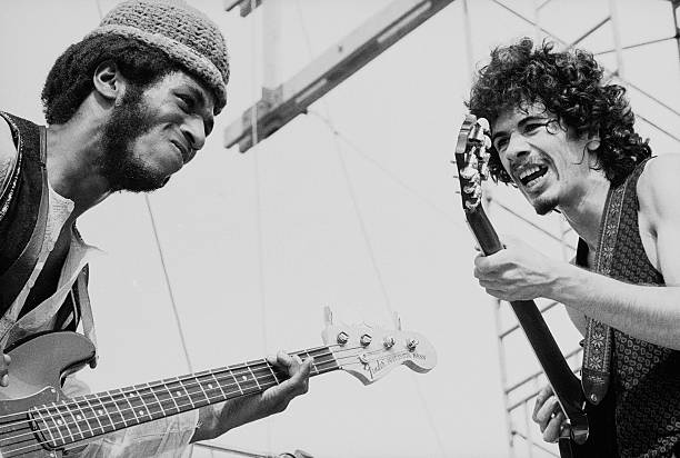 David Brown Plays With Santana At Woodstock:ニュース(壁紙.com)