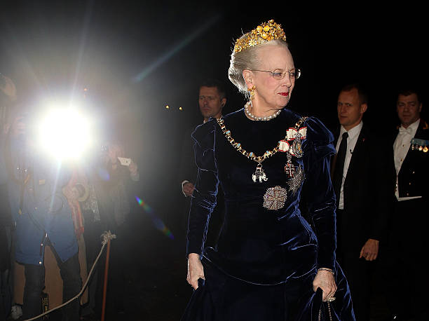 Queen Margrethe Hosts New Year's Banquet.:ニュース(壁紙.com)