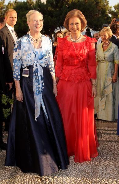 Spetses「Wedding of Prince Nikolaos and Miss Tatiana Blatnik - Wedding Service」:写真・画像(13)[壁紙.com]