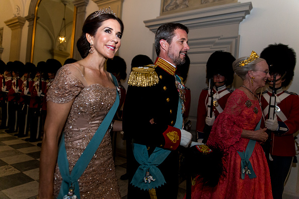 Denmark「Crown Prince Frederik of Denmark Holds Gala Banquet At Christiansborg Palace」:写真・画像(17)[壁紙.com]