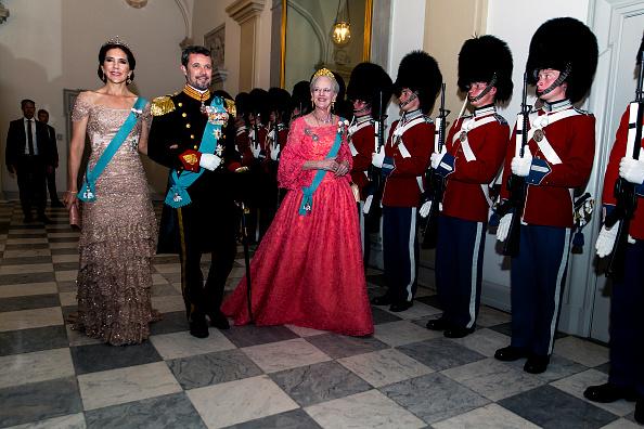 Crown Prince「Crown Prince Frederik of Denmark Holds Gala Banquet At Christiansborg Palace」:写真・画像(14)[壁紙.com]