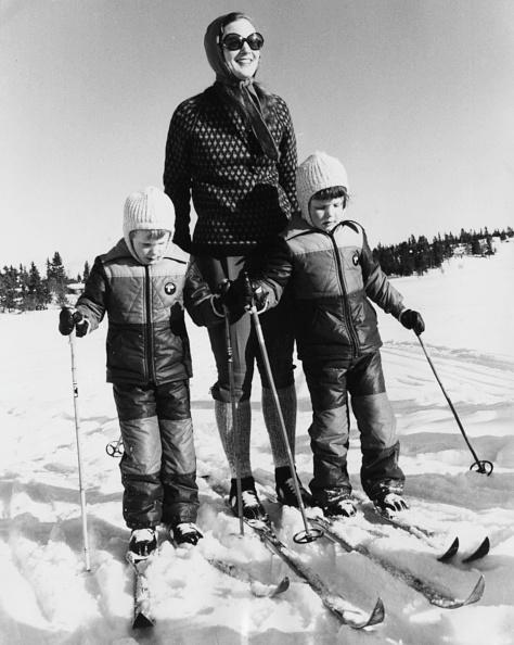 Skiing「Queen Margrethe Of Denmark」:写真・画像(3)[壁紙.com]