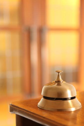 Hotel Reception「Hotel Bell」:スマホ壁紙(2)