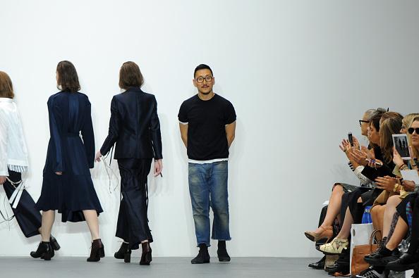 Eamonn M「Eudon Choi - Runway - LFW SS16」:写真・画像(14)[壁紙.com]