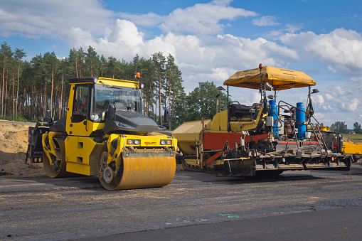 Earth Mover「Road construction Machinery」:スマホ壁紙(11)