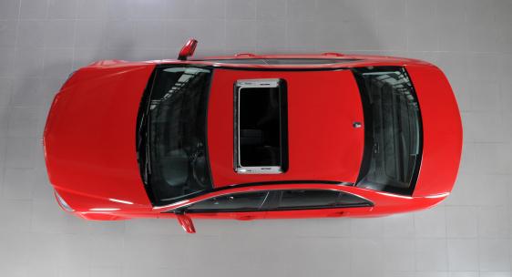 Mechanic「Red Sports Car」:スマホ壁紙(9)