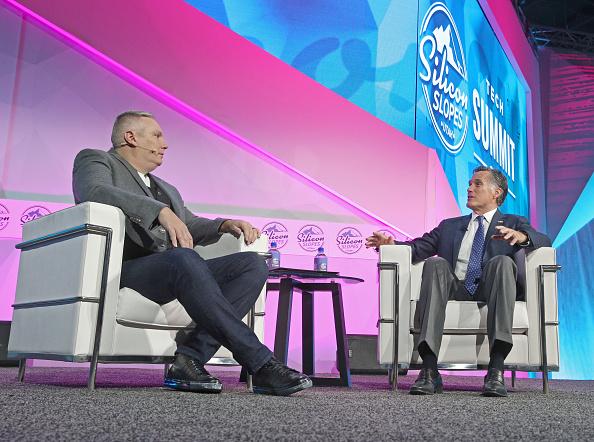 Home Automation「Mitt Romney Addresses Silicon Slopes Summit In Salt Lake City」:写真・画像(17)[壁紙.com]