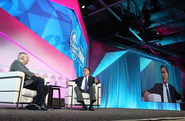 Home Automation「Mitt Romney Addresses Silicon Slopes Summit In Salt Lake City」:写真・画像(16)[壁紙.com]
